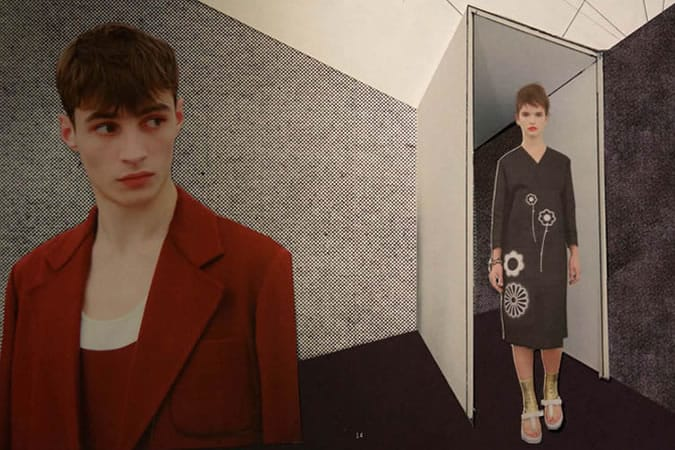 Prada Spring/Summer 2013 Fantasy Lookbook