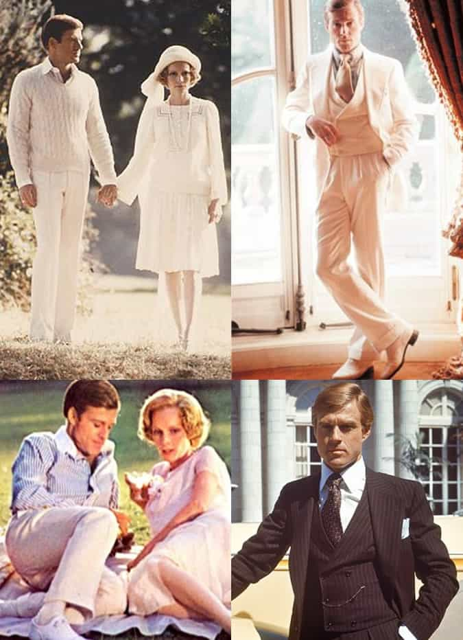 1974 - The Great Gatsby Style Lookbook