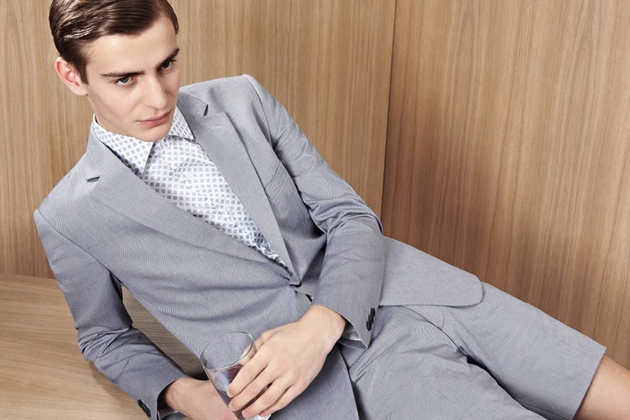 Reiss Spring/Summer 2013 Laid-Back Luxe Men's Lookbook - Image #6