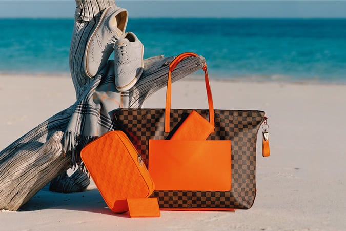Louis Vuitton Spring/Summer 2013 Collection Lookbook