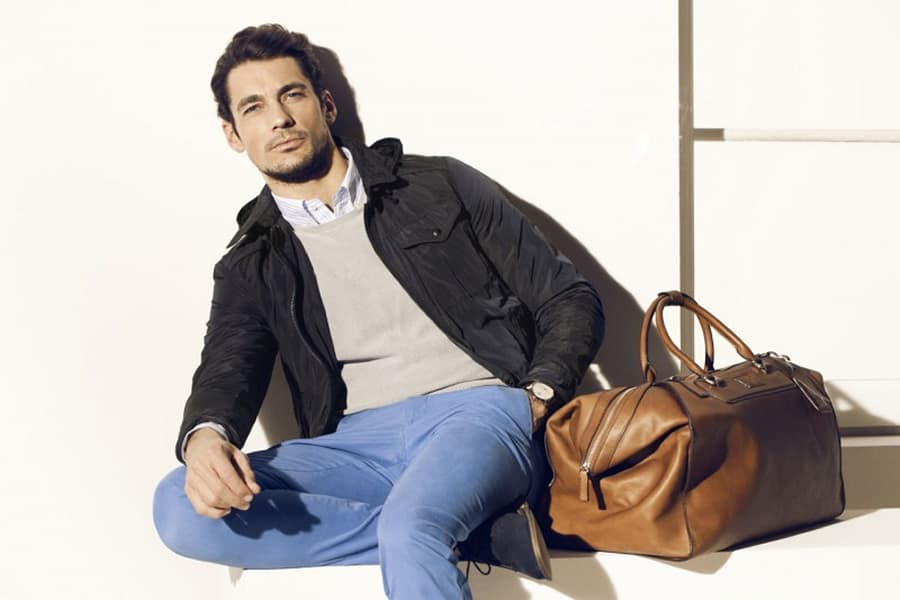 Massimo Dutti March 2013 Men's Lookbook - Image #2