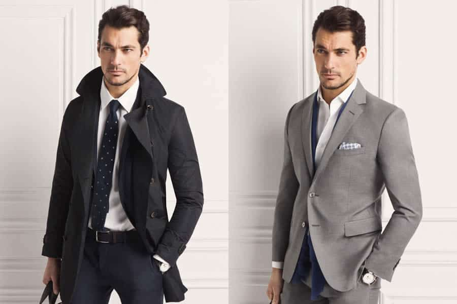 Massimo Dutti NYC The 689 5th Avenue Men's Lookbook - Image #5