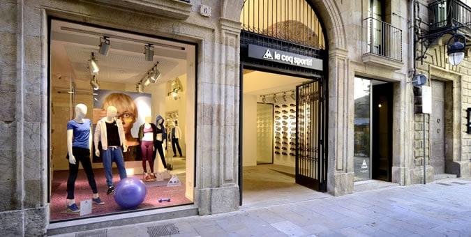 Le Coq Sportif Store Opening: Barcelona