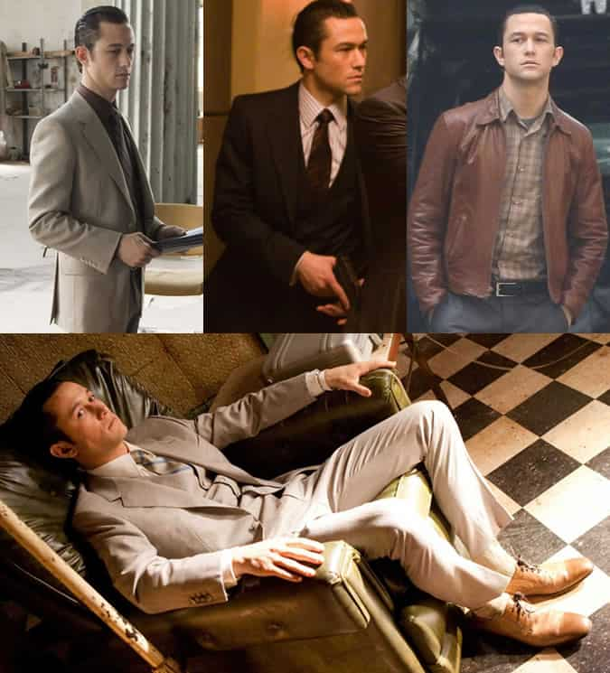 Arthur - Joseph Gordon-Levitt - Inception Lookbook