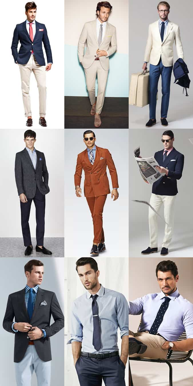 Spring Summer Office Wear Part 1 Boardroom Corporate Smart Fashionbeans