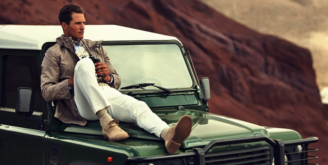 Men's SS13 Fashion Trend: Safari