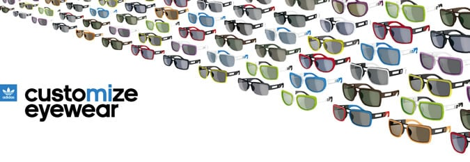Adidas Customize Eyewear