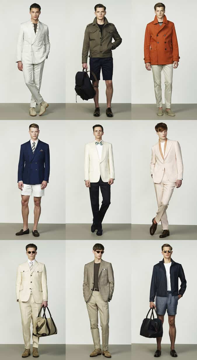 Gieves & Hawkes Article - LC:M SS14