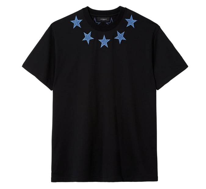 Selfridges x Givenchy: Denim Star T-Shirt