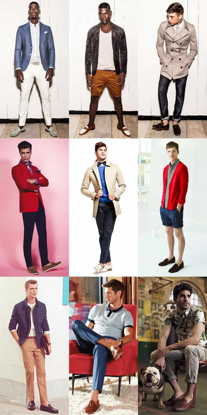 Men's Loafers Outfit Inspiration