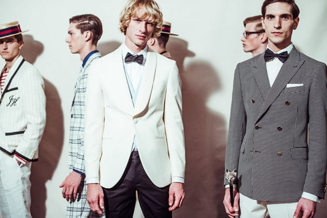Hackett Spring Summer 14 Collection LC:M