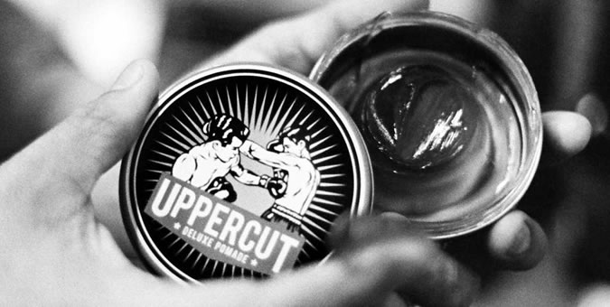 Uppercut Deluxe Hair Care & Styling Products
