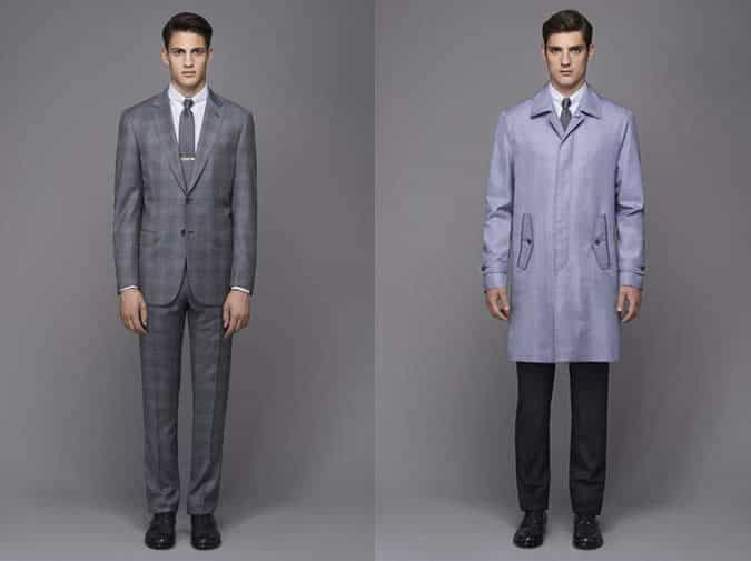 Brioni Spring/Summer 2014 Collection