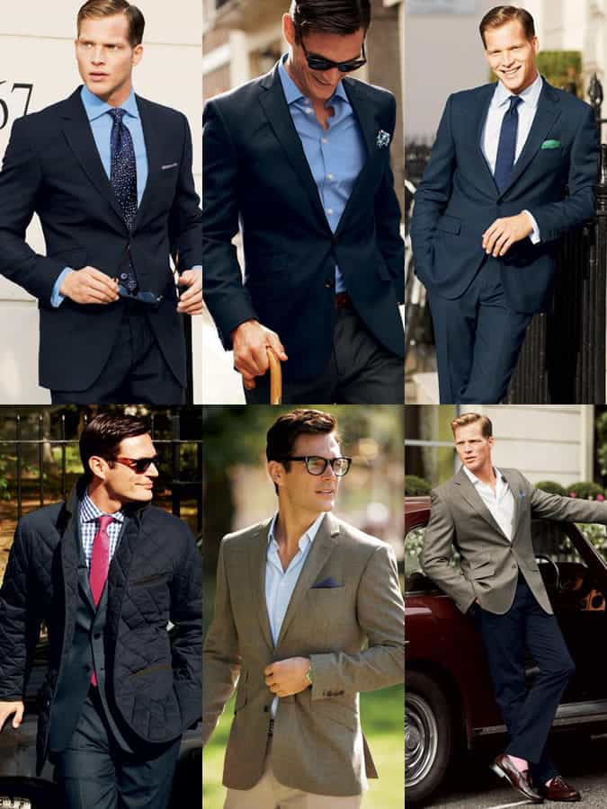 Charles Tyrwhitt Recent Lookbooks