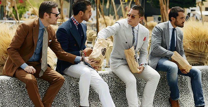 Gents In Florence Bringing Riviera Style To the Mainland