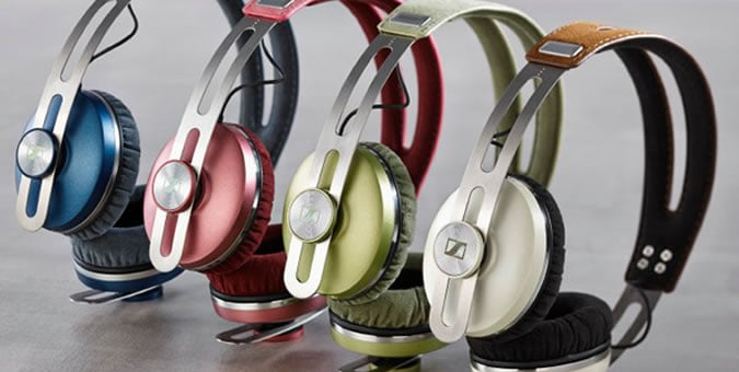 Sennheiser Meets Fashion – MOMENTUM On-Ear Headphones