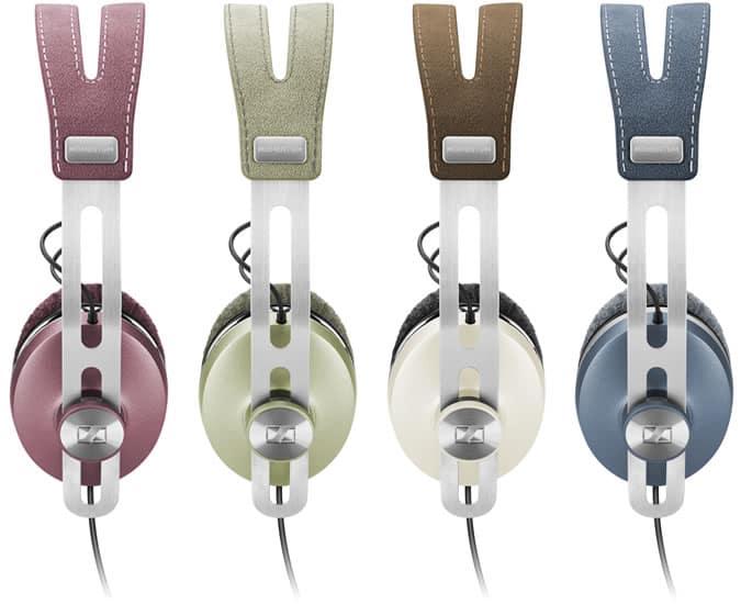 Sennheiser MOMENTUM On-Ear Headphones New Fashion Colour Ways
