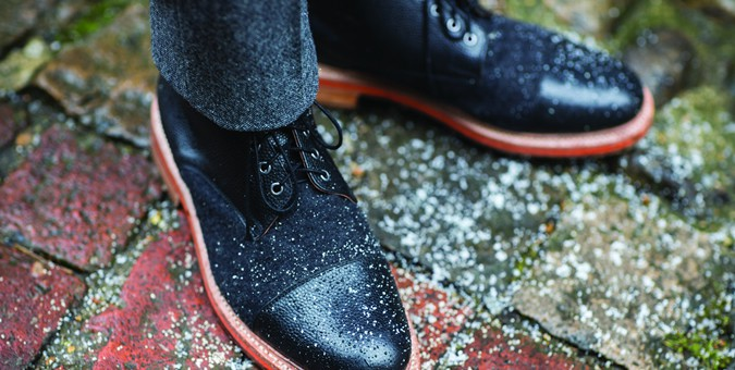 Reader Request: How To Wear Boots With A Suit