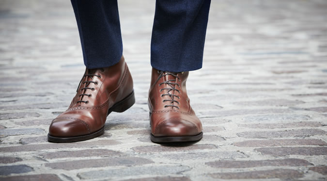 Grenson x Foot the Coacher for Mr Porter