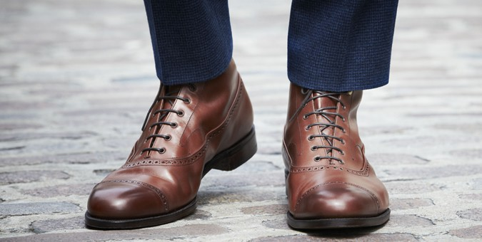 Grenson x Foot The Coacher Boots