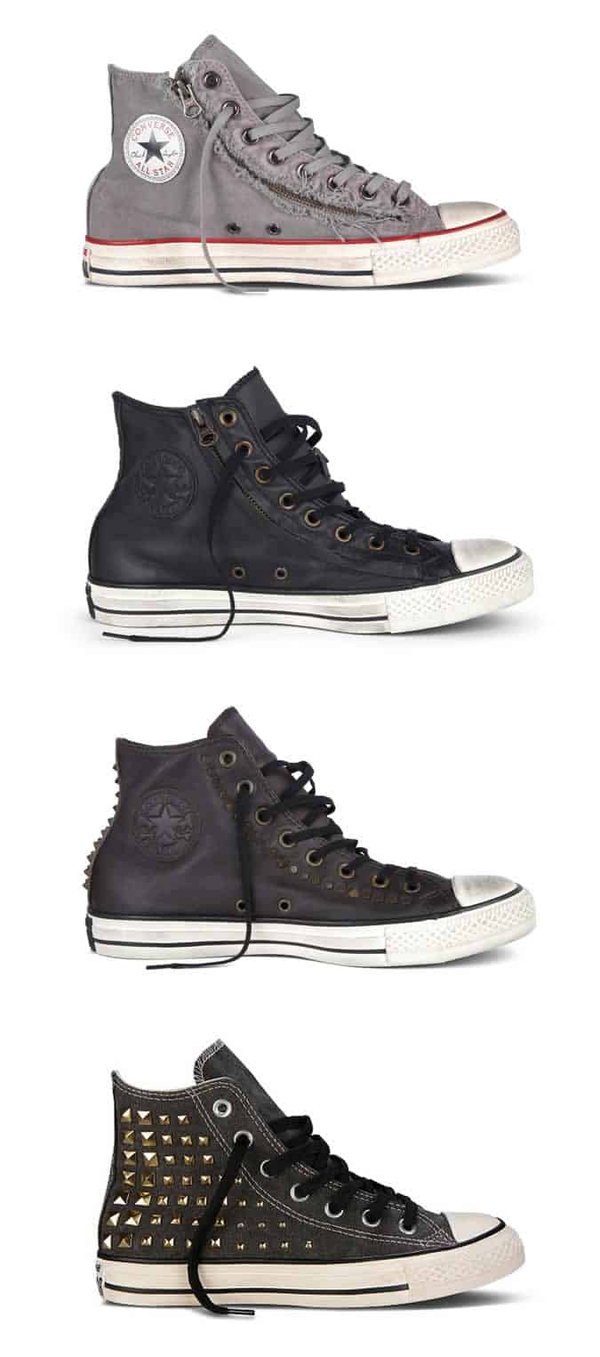 Converse All Star Rock Craftsmanship Collection