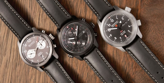 MR PORTER x Bremont Watches