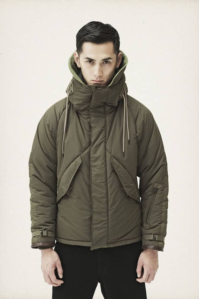 NEXUSVII Autumn/Winter 2013 Collection