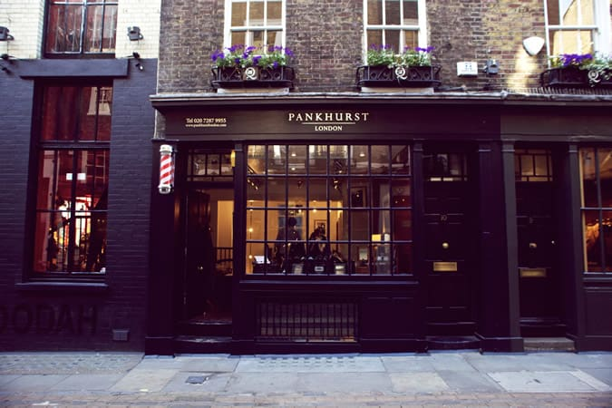 Pankhurst London Barbershop and Grooming