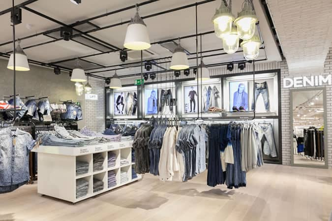 River Island new London Flagship Store