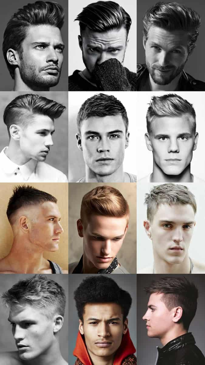 Men's Hairstyle Inspiration