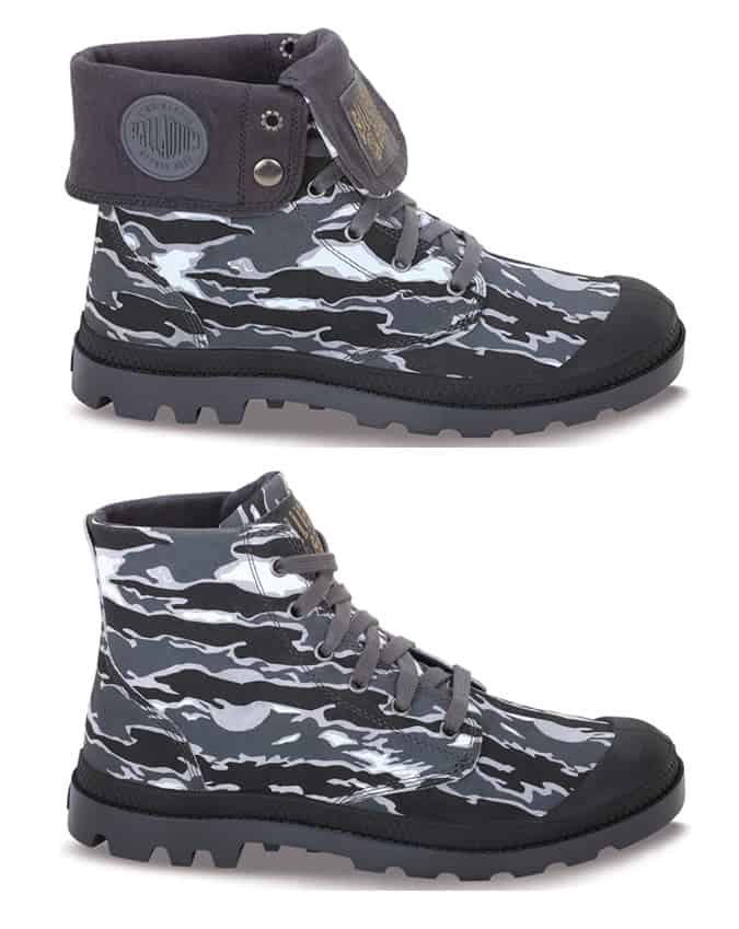 Palladium X Billionaire Boys Club boots