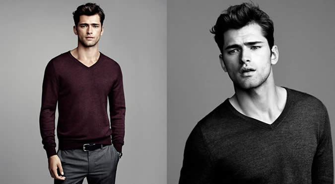 Sean O'Pry for H&M