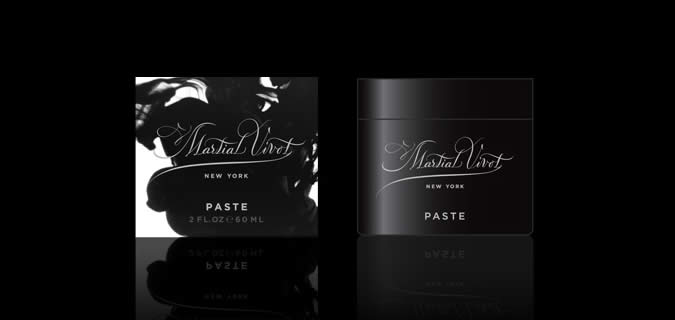 Martial Vivot Grooming Line for Hair