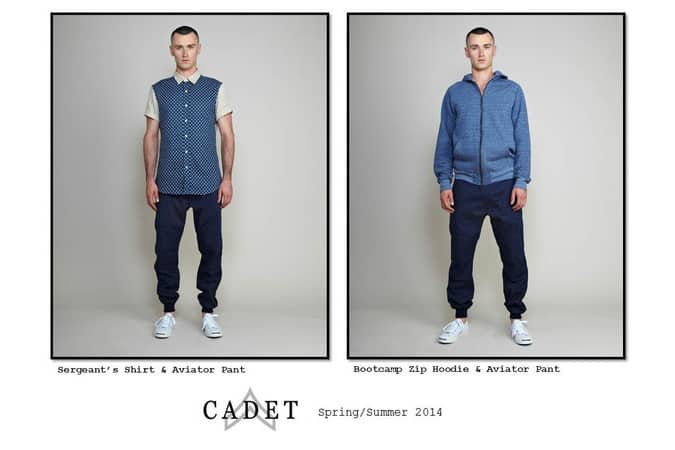Cadet SS14 Collection