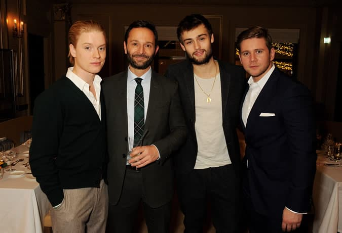 Mulberry x Mr. Porter Launch Dinner