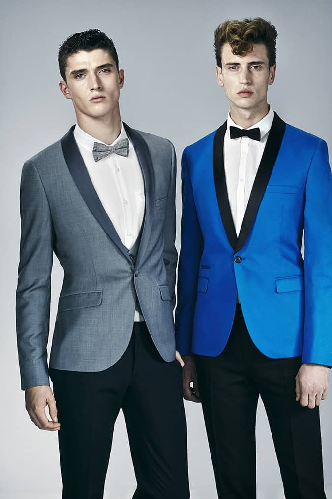 Topman Suits AW13
