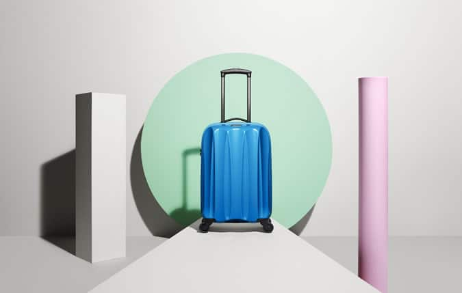 Antler Luggage: SS14 Collection Lookbook