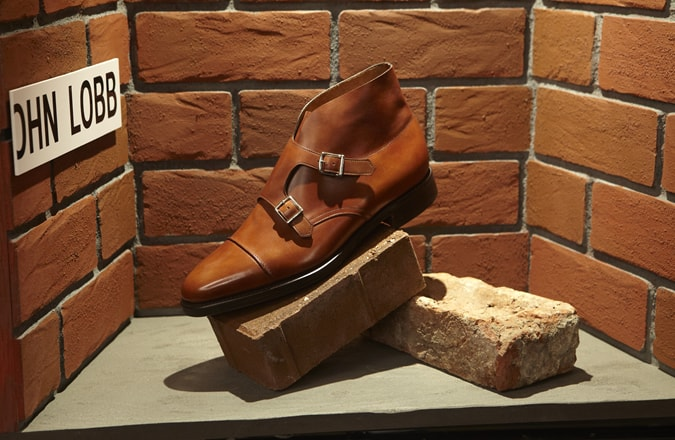 John Lobb AW14 London Collections: Men