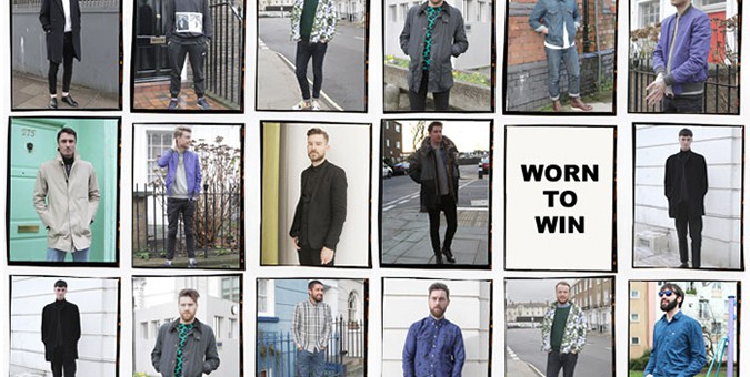 ASOS 'Worn to Win' Competition