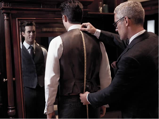 Brooks Brothers 'Made to Measure' Event