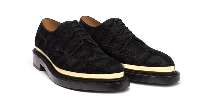 Casely-Hayford x J.M. Weston footwear collaboration