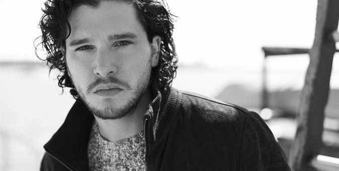 Kit Harington The Face Of Jimmy Choo Man Aftershave