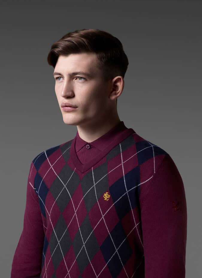 Lyle & Scott 140 Collection