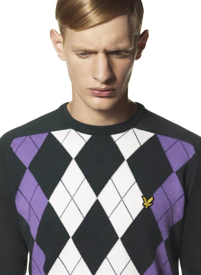 Lyle & Scott 1960 Collection