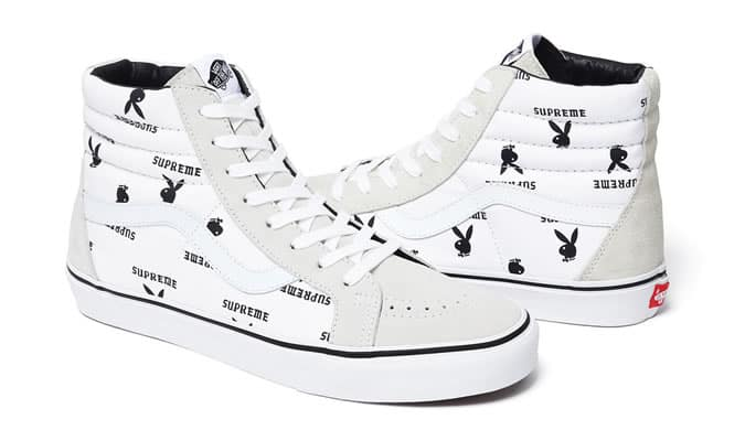 Supreme x Playboy x Vans Collaboration