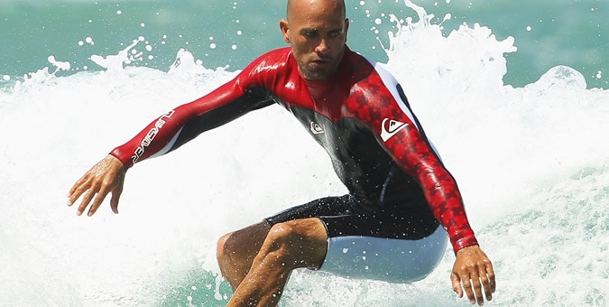 Kelly Slater To Launch Own Brand