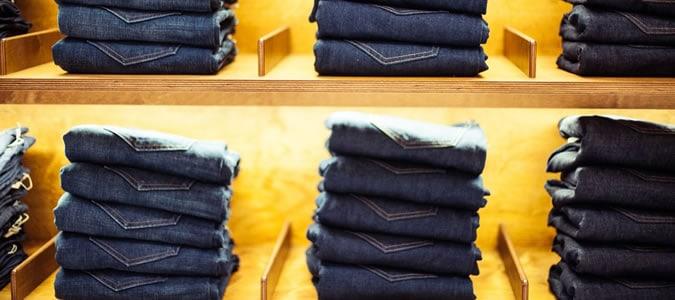 Paul Smith Custom Men's Jeans - Beak Street, London Store