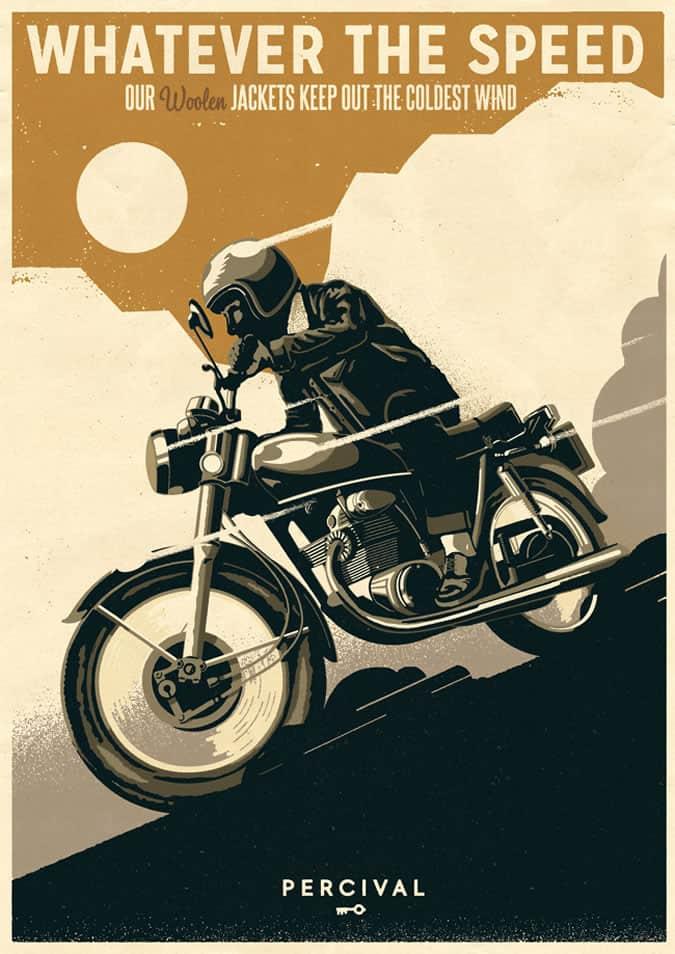 Percival Poster Hunt