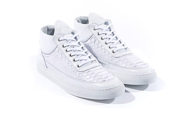Filling Pieces White Python Trainer