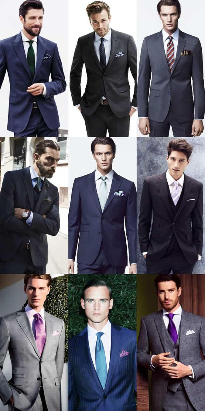 Phong cách thời trang công sở cho các quý ông hiện đại (Phần 1)